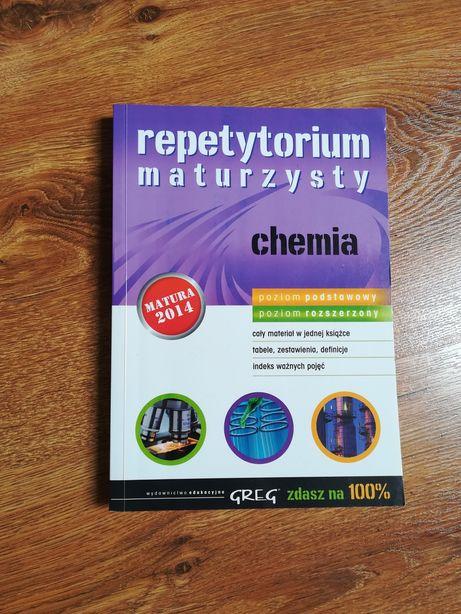 Repetytorium maturzysty chemia.