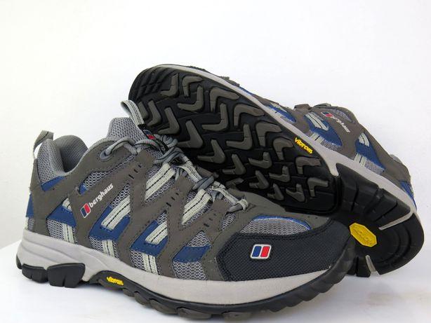 Berghaus Markowe buty Vibram trekking trial r 41,5 -60%