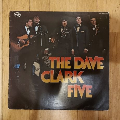 The Dave Clark Five, The Very Best Of, Ger, 1976, db