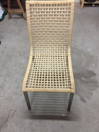 Krzesło rattanowe IKEA