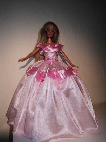 Suknia dla lalki