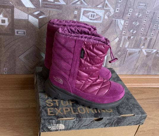 The North Face Зимние ботинки сапоги 32 размер