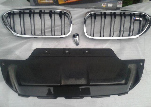 BMW M5 M6 Gran Coupe Nowy Grill Nerki F90 Carbon Tył Dokładka Sprężyny