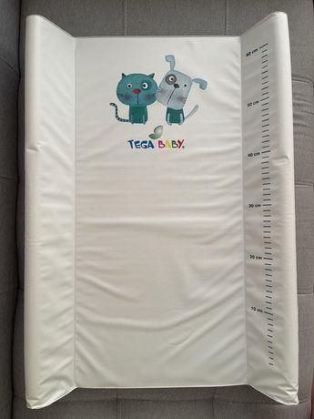Пеленатор на детскую кроватку Tega, пеленальный столик