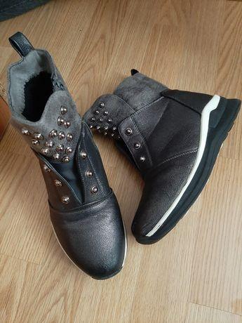 Сапожки ботинки зима