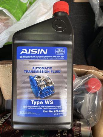 Aisin WS масло акпп