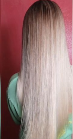 Наращивание и реконструкция волос.