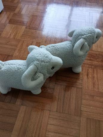 Peluches ovelhas