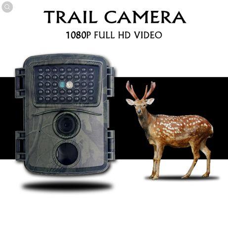 Camera de Caça IP54 Exterior 12MP - Sem Fios - Visão Noturna [NOVO]