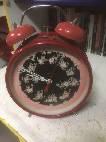 Relógio Despertador a corda