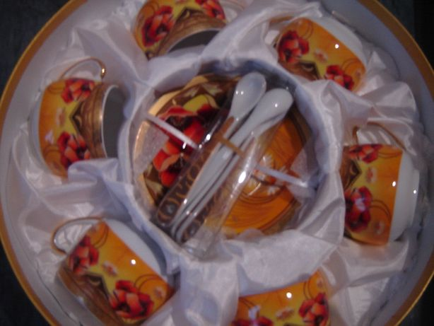 Продам кофейный набор подарочный Китай