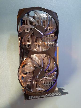 Karta graficzna Gigabyte GeForce GTX 560 Windforce