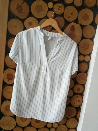 Bluzka / koszula ciążowa, do karmienia 36 H&M Mama