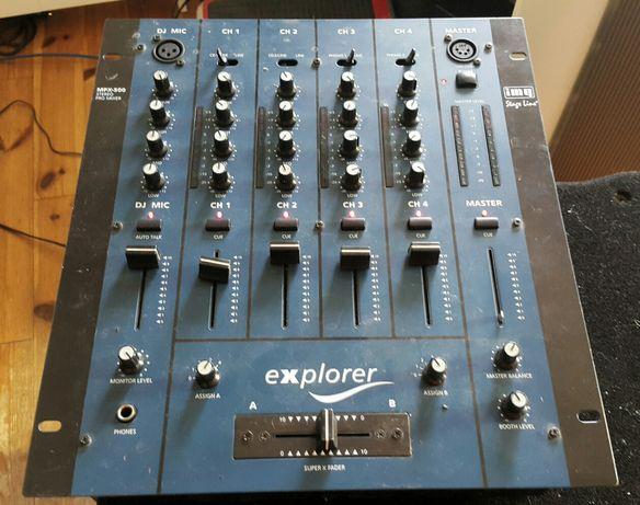 Mikser Stage Line Explorer MPX-500