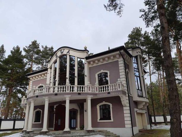 Продаж будинку в сосновому лісі! 600м.кв, Авторський ремонт!