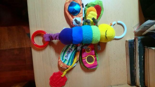 Развивающая игрушка для малышей Пчелка
