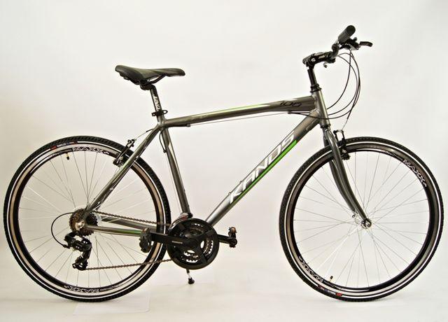 "Rower męski crossowy 28"" KANDS STV 700 SHIMANO"