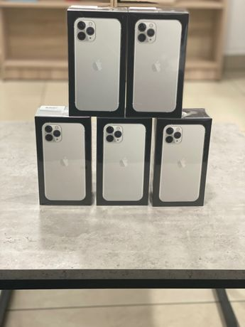NEW IPhone 11 pro 512 gb neverlock Dual silm Гарантія Appteka