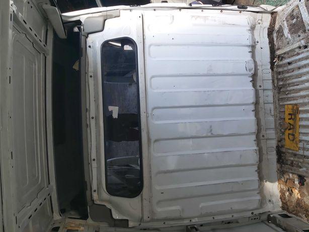 Renault master movano ściana grodziowa grodź z szybą wersja 98-2010r
