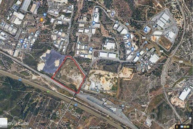 Terrenos destinado a Indústria e logística (para edificação de arma...