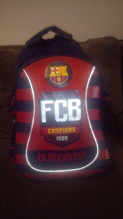 Plecak sportowy dla dziecka FC Barcelona dla malego kibica . Gdańsk - image 1