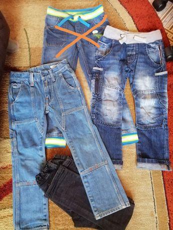 Spodnie rozmiar 110
