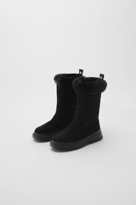 Ботинки Zara, Зара, новые 32 р. Сумы - изображение 1