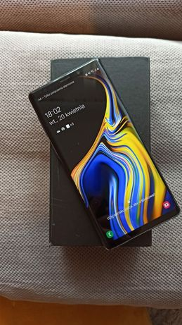 Samsunga note 9 gw 2022 sprzedam zamienię