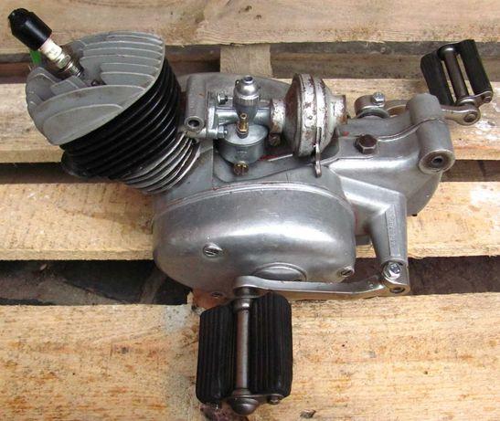 Silnik Simson SR-2 / Bocian / Sr-1 - Na pedała / PO REMONCIE, IDEALNY