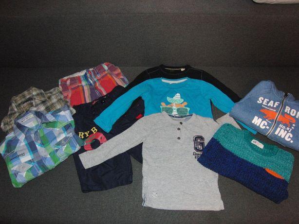 paka r.92/98 bluzki, spodnie, bluzy, swtrek, koszule renomowanych firm