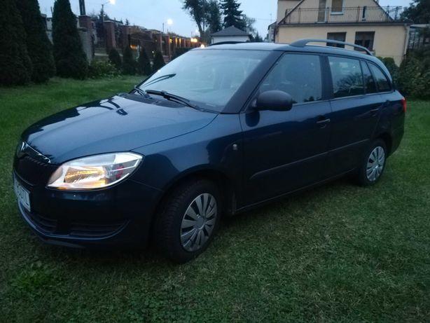 Wynajem samochodu Skoda Fabia II Kombi LPG 2012 UBER TAXI Poznan