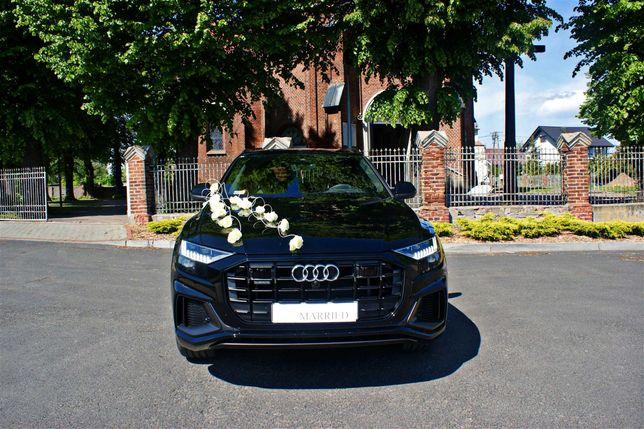 Auto do ślubu AUDI Q8
