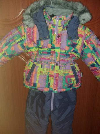 Зима куртка + комбінезон