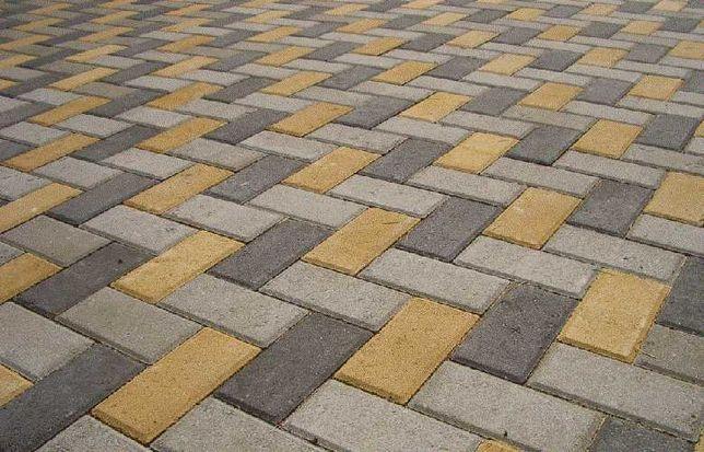 Тротуарна плитка бруківка  гарантія 10 років