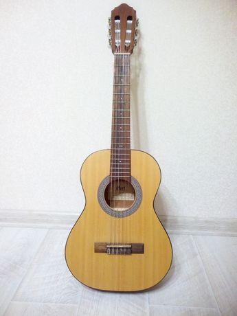 Cort AC 50 OP. Классическая гитара 1/2. Трэвел гитара. Детская гитара.