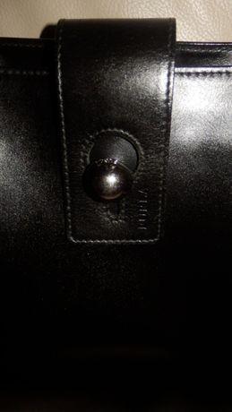 Furla oryginalna torebka skóra naturalna
