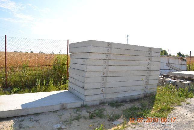 Płyta drogowa płyty drogowe, płyty betonowe - 300x100x16 - Producent