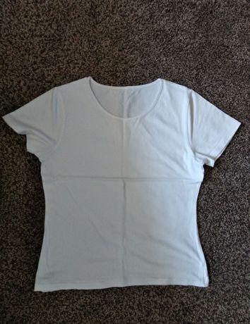 Biała koszulka stan bardzo dobry