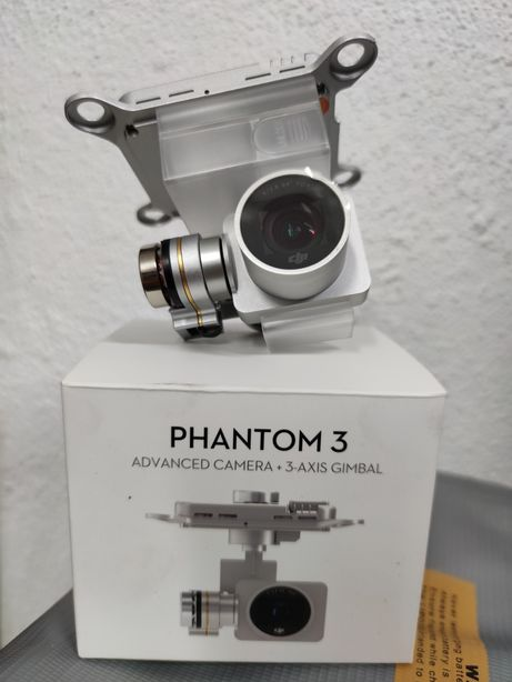 Gimbal Camera HD DJI Phantom 3 ADV