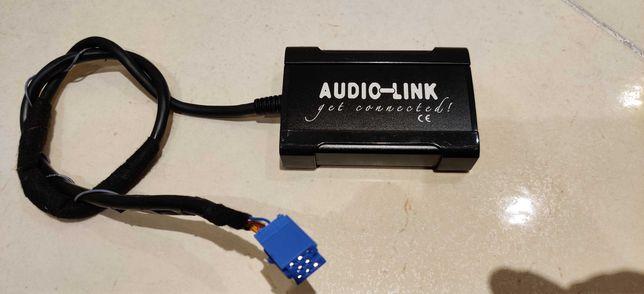USB SD AUX MP3 Yatour CD Changer para VW Audi Skoda Seat ISO 8Pinos