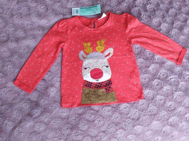 Кофта, реглан, светр для дівчинки Pepco