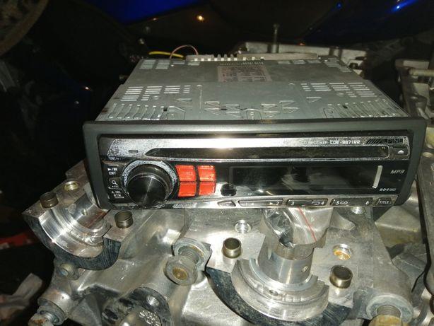 Radio samochodowe mp3 Alpine
