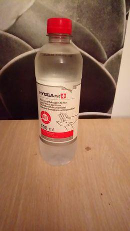 Sprzedam płyn do dezynfekcji 0,5 litra HYGEA MED