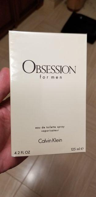 Туалетная вода духи Calvin Klein Obsession