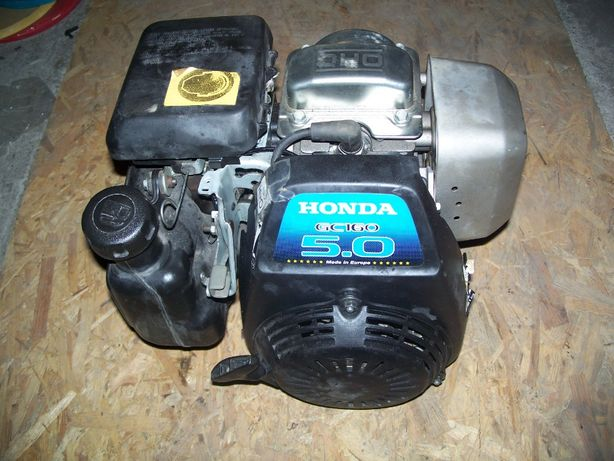 Honda GC160 zagęszczarka agregat wertykulator