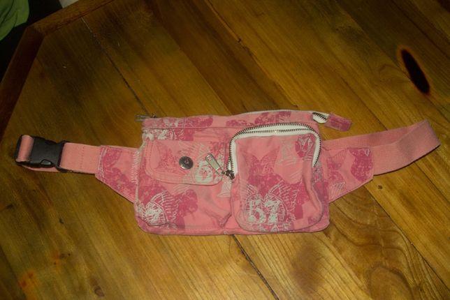 детская бананка сумочка с карманом бананка на пояс детская