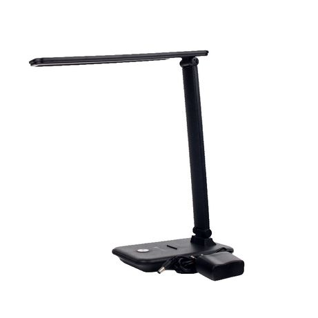 Настольная лампа в школу Led 10W 2700K/4100K/6500K 700Lm чёрный
