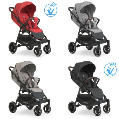 Детская прогулочная коляска EL CAMINO ME 1083 от рождения до 4