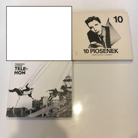 Pablopavo i Ludziki - Telehon, 10 piosenek z autografem