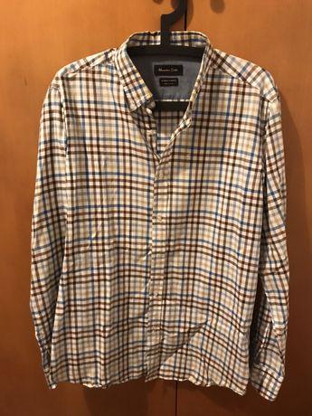 Camisa Massimo Dutti tamanho L